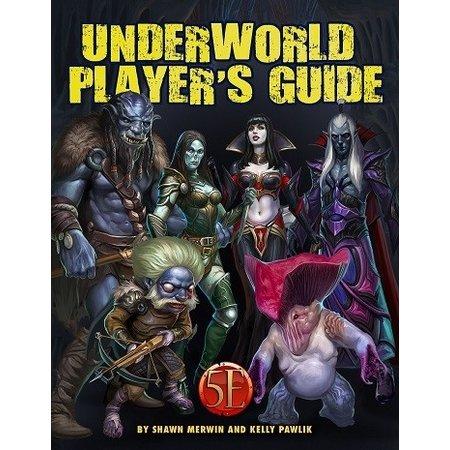 Underworld: Player's Guide 5E