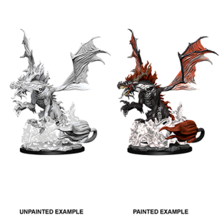 D&D Unpainted Minis - Nightmare Dragon