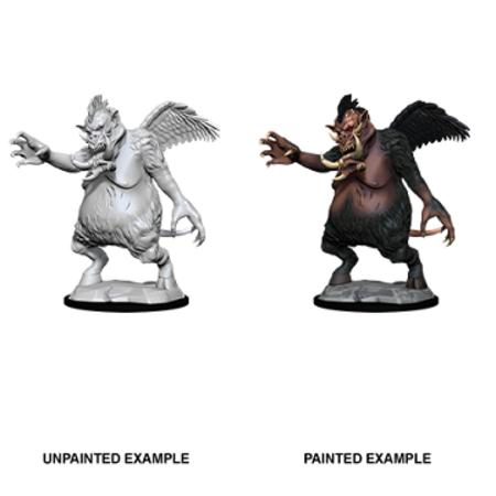 D&D Unpainted Minis - Nalfeshnee