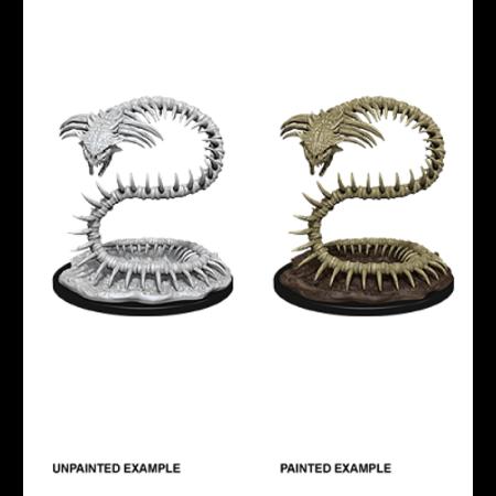 D&D Unpainted Minis - Bone Naga