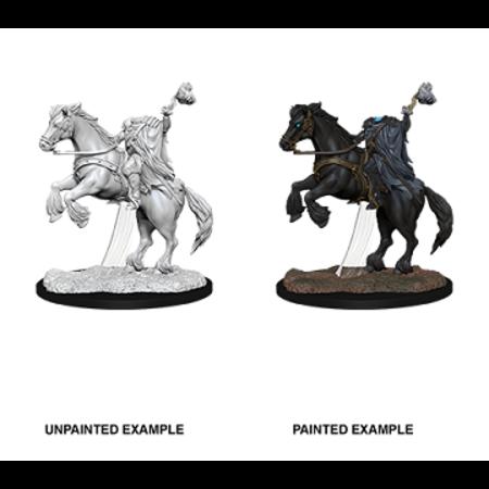 D&D Unpainted Minis - Dullahan Headless Horseman