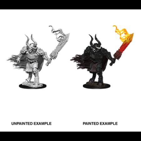 D&D Unpainted Minis - Minotaur Labyrinth Guard