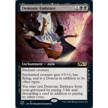 Demonic Embrace - Foil