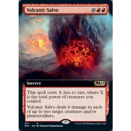 Volcanic Salvo