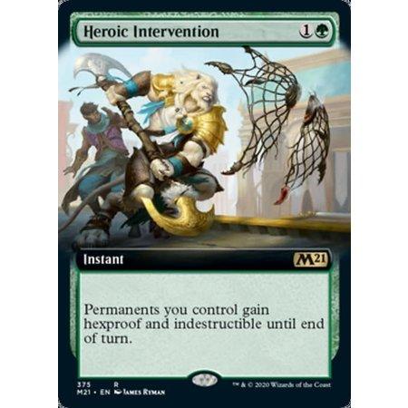 Heroic Intervention