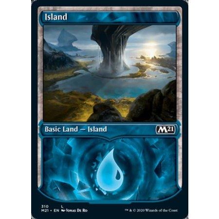 Island - Foil