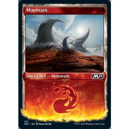 Mountain - Foil