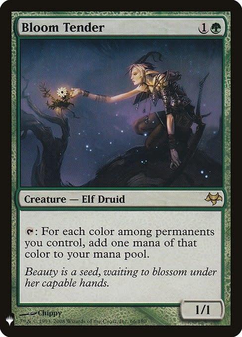 Bloom Tender