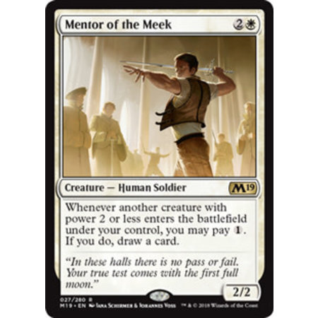 Mentor of the Meek