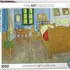 1000 - Bedroom in Arles (Van Gogh)