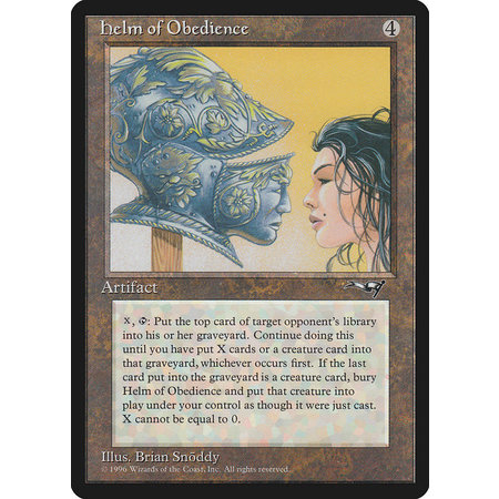 Helm of Obedience (HP)