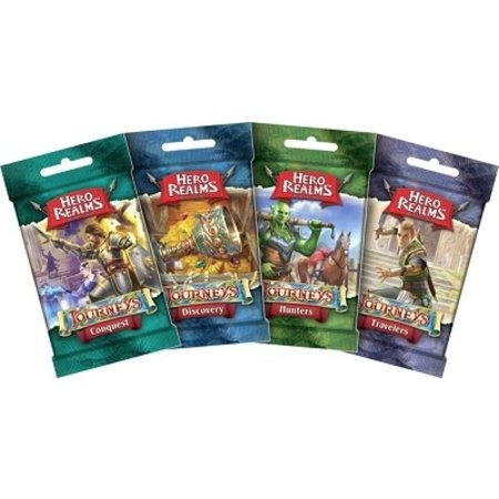 Hero Realms: Journeys Pack - Discovery