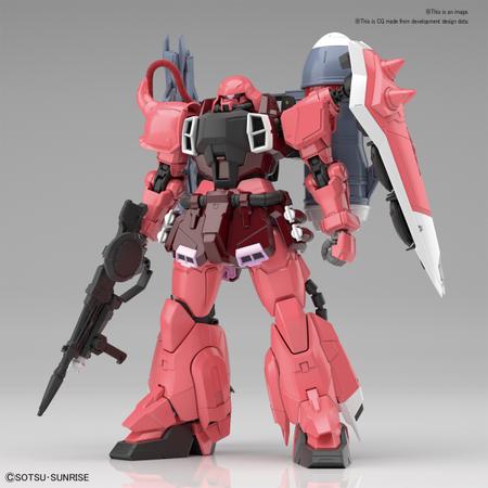 MG 1/100 Gunner Zaku Warrior (Lunamaria Hawke Custome)