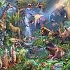 1000 - Into the Jungle