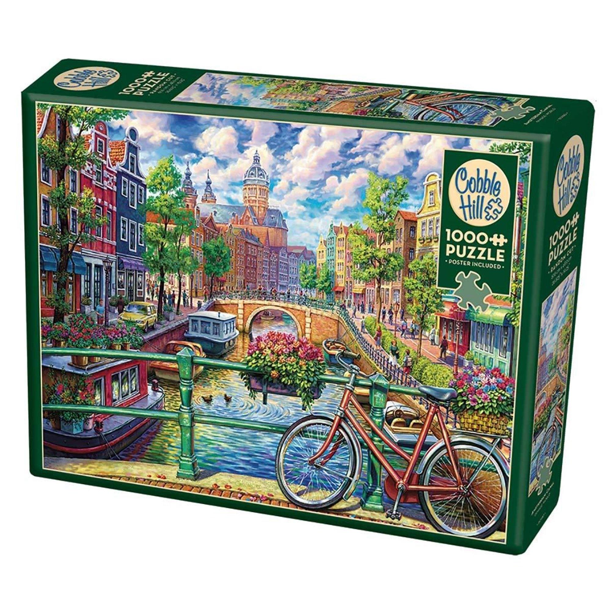 1000 - Amsterdam Canal