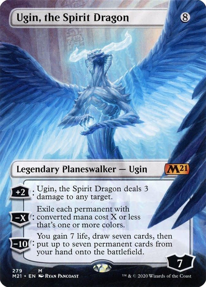 Ugin, the Spirit Dragon - Foil (MP)