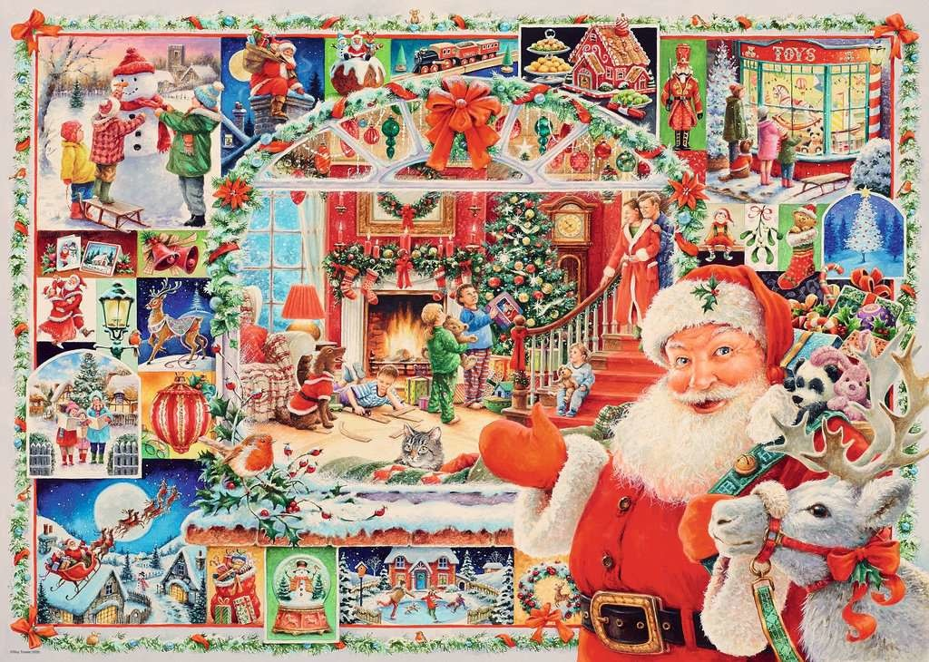 1000 - Christmas is Coming!