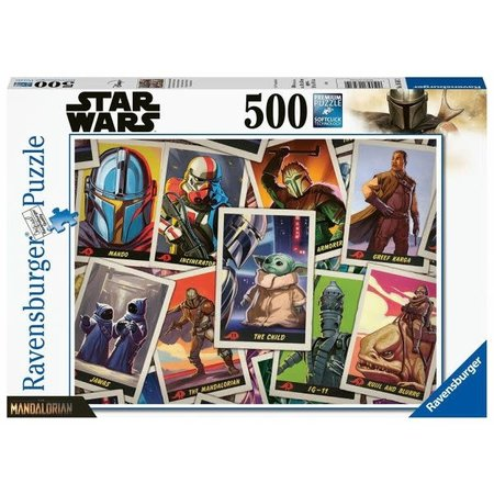 500 - Star Wars The Mandalorian: The Child