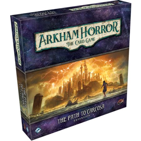 Arkham Horror LCG: The Path to Carcosa 1 - The Path to Carcosa Deluxe