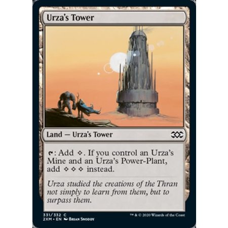 Urza's Tower - Foil