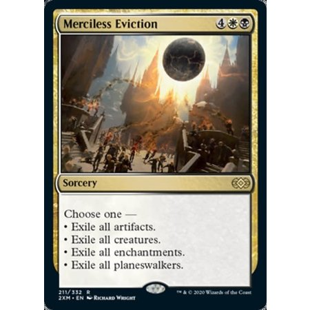 Merciless Eviction