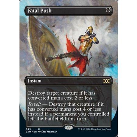 Fatal Push - Foil