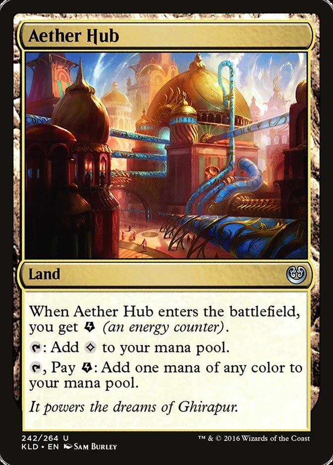 Aether Hub - Foil