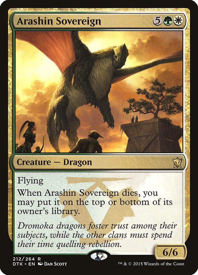 Arashin Sovereign