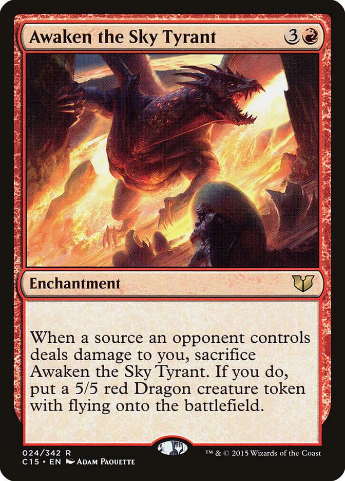Awaken the Sky Tyrant