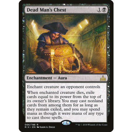 Dead Man's Chest