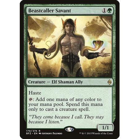 Beastcaller Savant