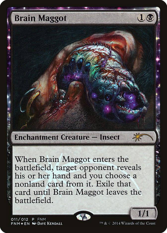 Brain Maggot - Foil FNM 2014