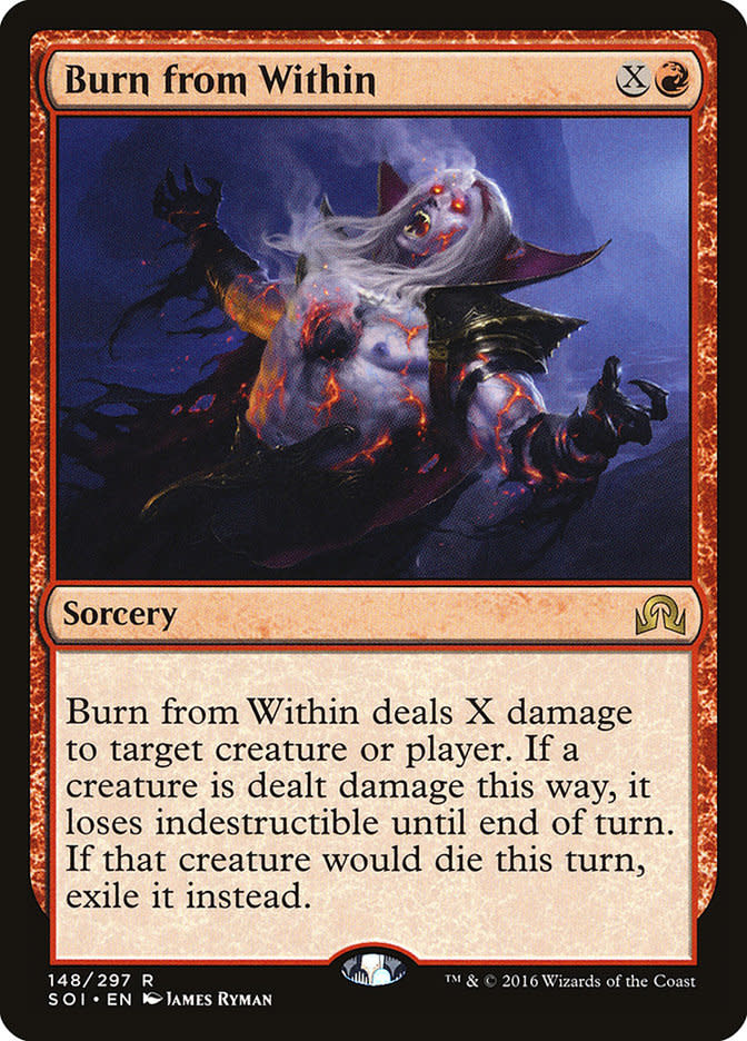 Burn from Within