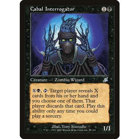 Cabal Interrogator