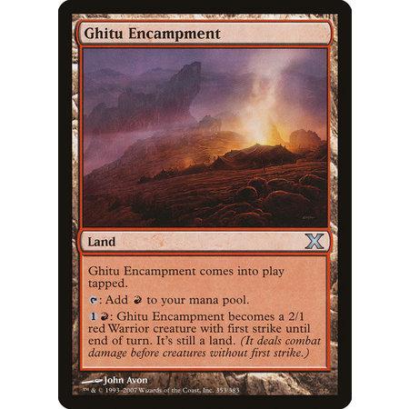 Ghitu Encampment