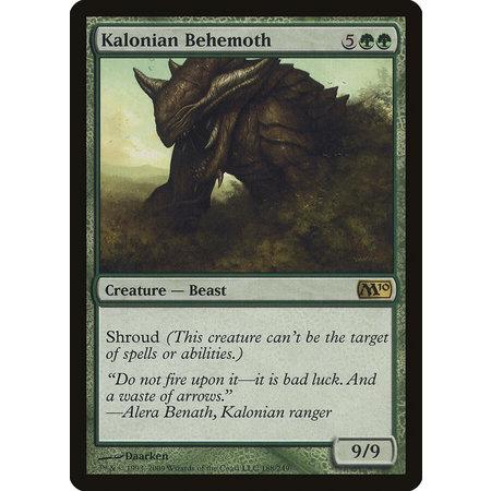Kalonian Behemoth - Foil