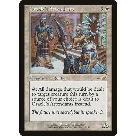 Oracle's Attendants