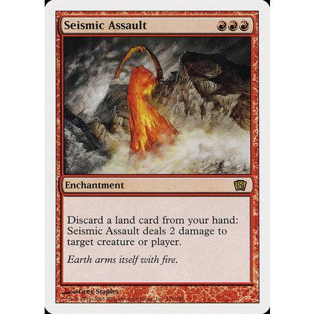 Seismic Assault