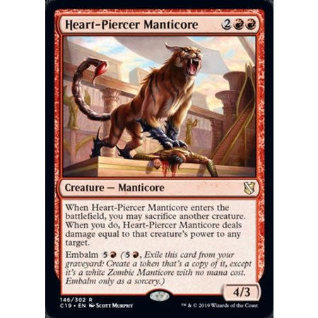 Heart-Piercer Manticore
