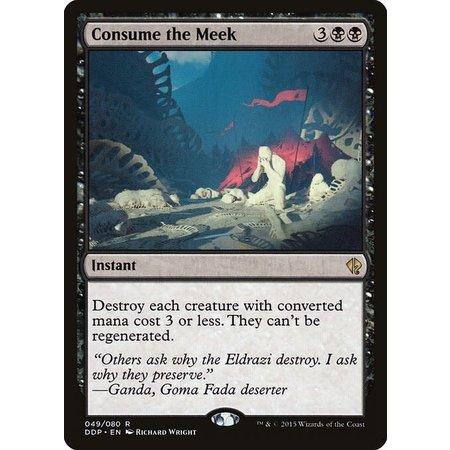 Consume the Meek