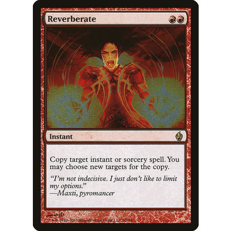 Reverberate - Foil