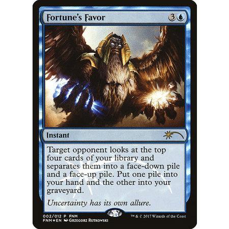 Fortune's Favor - Foil