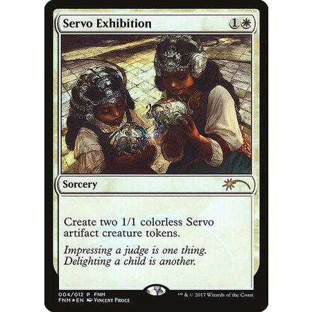 Servo Exhibition - Foil