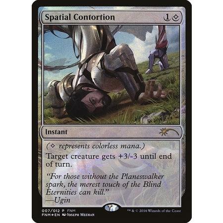 Spatial Contortion - Foil