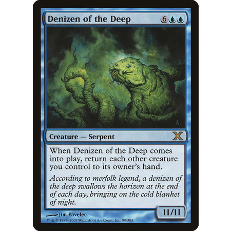 Denizen of the Deep