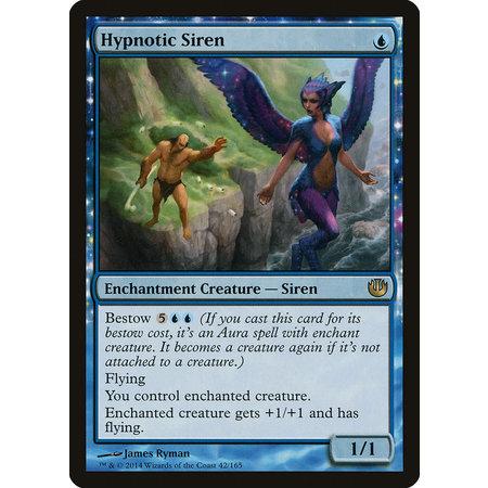 Hypnotic Siren - Foil