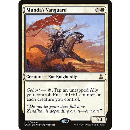 Munda's Vanguard