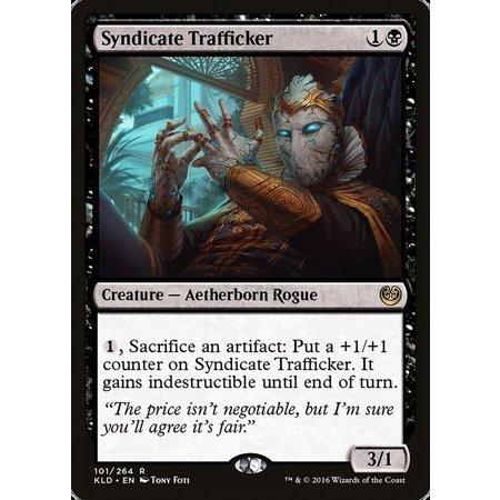 Syndicate Trafficker