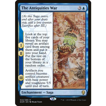 The Antiquities War