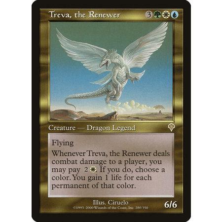 Treva, the Renewer